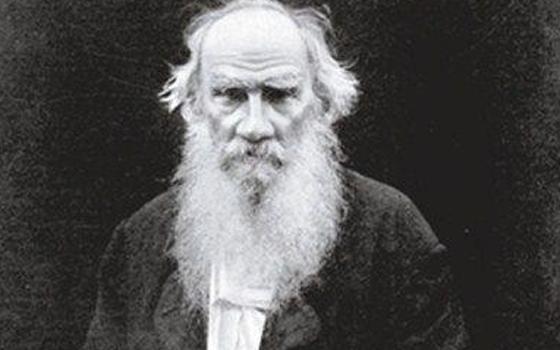 世界文学大师列夫托尔斯泰