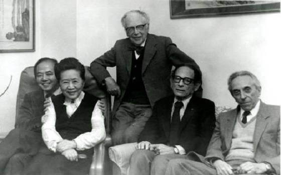 吴健雄在物理学界