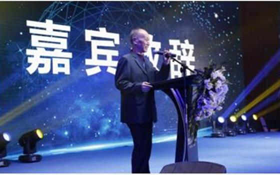 河北省不动产商会常务副会长、石家庄市房地产业协会党支部书记李水源致辞