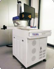 特比格.光纤激光打标机
