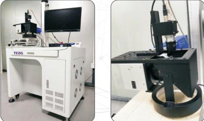 特比格.CCD视觉定位系统