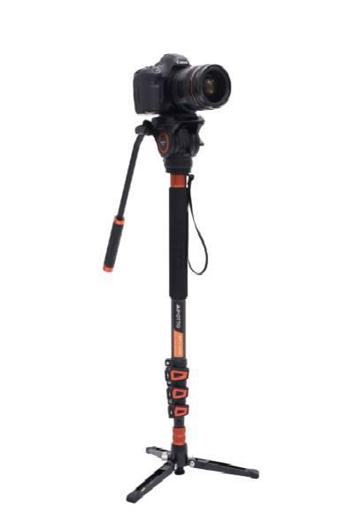 艾孚图.专业摄像独脚架