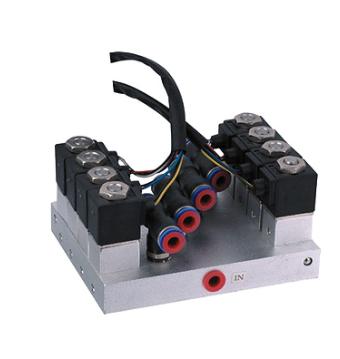 YPC.八联组合电磁阀