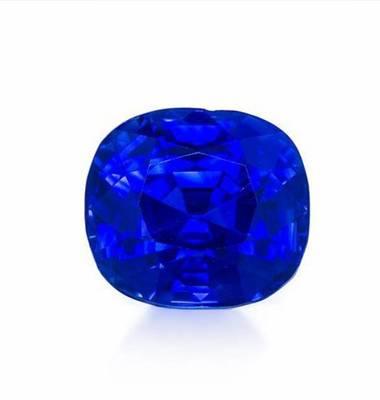 懿德文化.天然蓝宝石