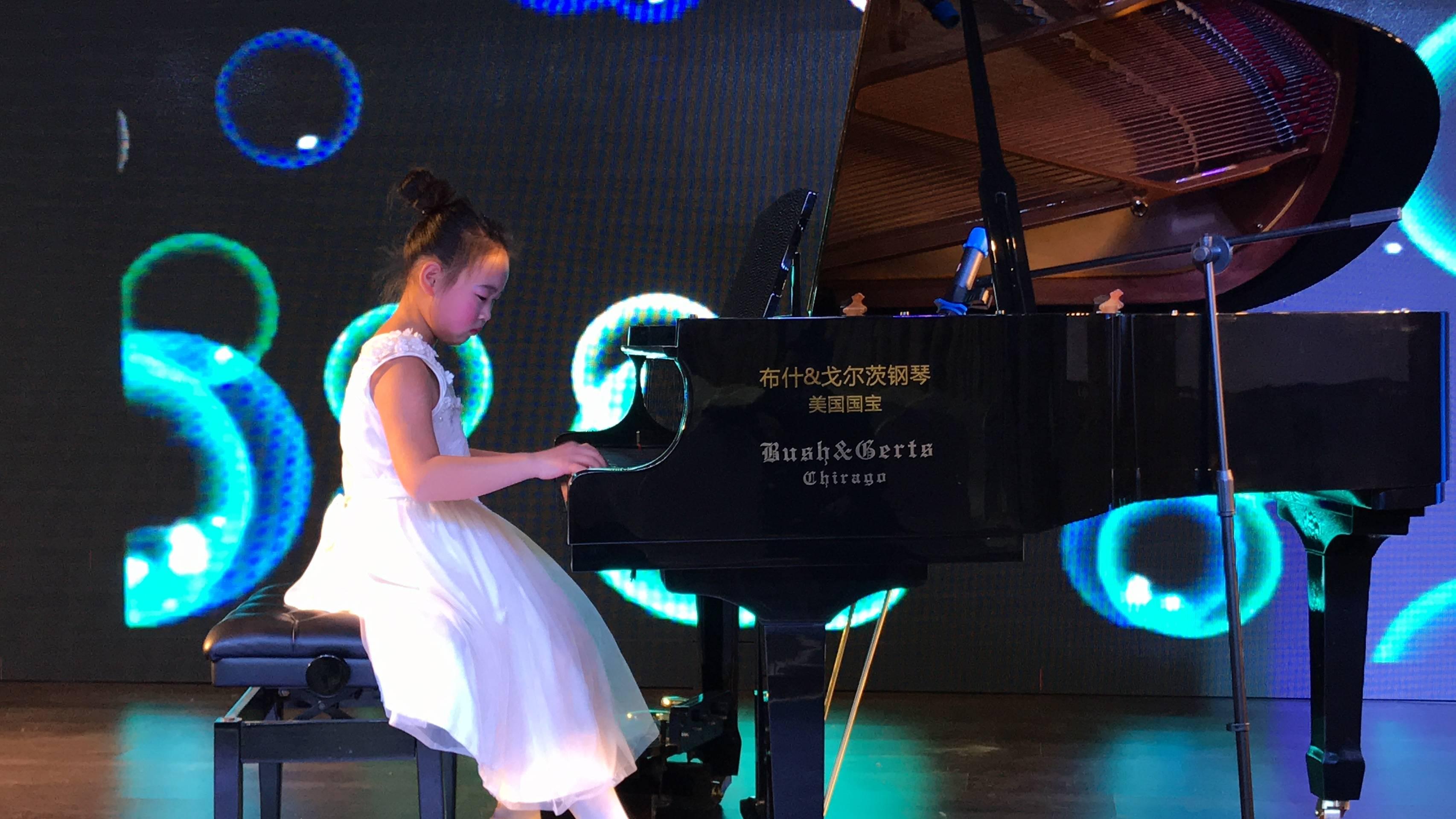 彩贝艺术.钢琴一对二标准课程