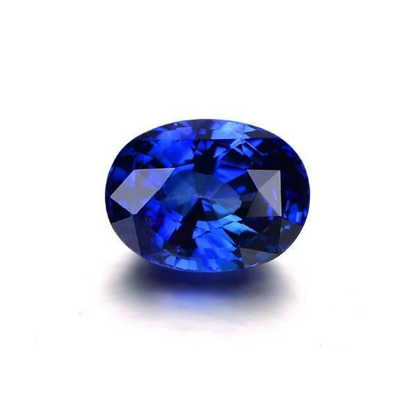 三石文化.天然蓝宝石