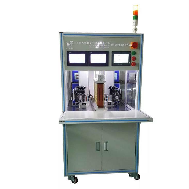 比斯特.BT850锂电池高速自动点焊机
