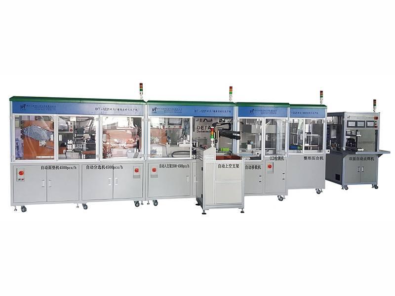 比斯特.BT-1221 动力/储能电池组生产线
