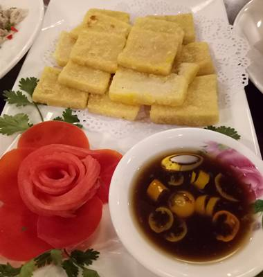 鑫湖景人家.永安煎米粿
