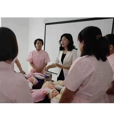 季娃娃.母婴护理师岗前提升课和安置服务