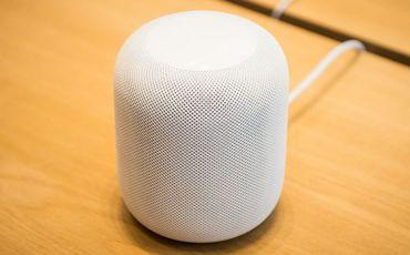 苹果旗下智能音箱首次登陆中国  进驻全球第二大智能音箱市场