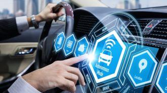 自动驾驶汽车进一步升级 可识别和预测行行人动作