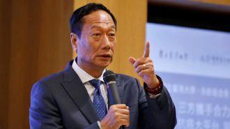郭台铭否认富士康侵权 微软意在诈取保护费