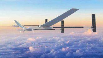 太阳能无人机构建空中局域网取得阶段性成果  成功开展通信应用