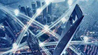 5G网络连片覆盖 超13万座基站年底将开通